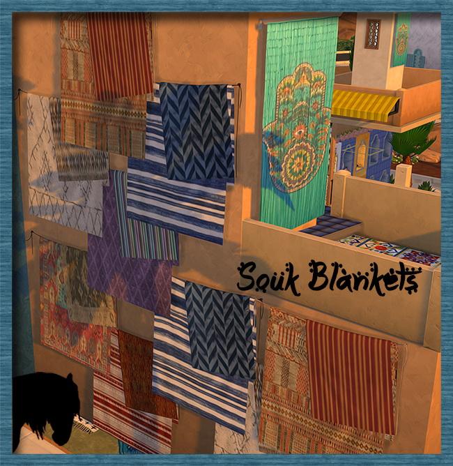 Souk Bargains at Tkangie – Armchair Traveler image 1277 Sims 4 Updates