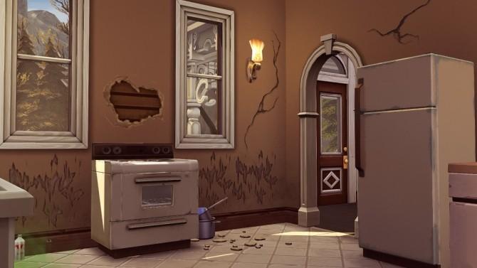 Sims 4 Forgotten Farmhouse at Jenba Sims