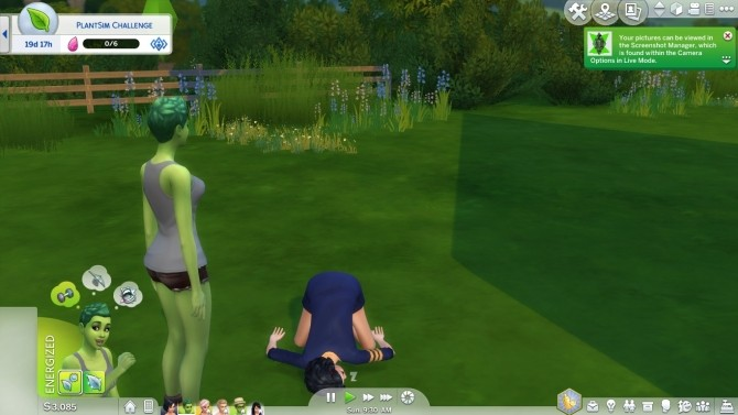 Plant Sim Interactions: Absorb Water, Poison Kiss, and more by CardTaken at Mod The Sims image 1337 670x377 Sims 4 Updates