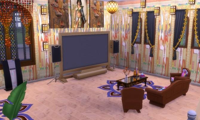 Cleopatra Palace (Egypt) at Tatyana Name image 1377 670x402 Sims 4 Updates
