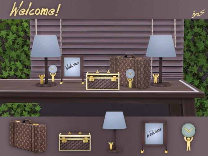 Welcome set at Soloriya image 1386 670x503 Sims 4 Updates