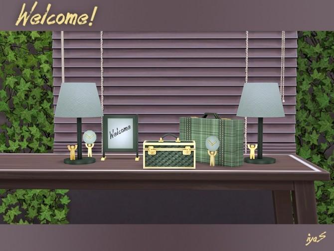 Welcome set at Soloriya image 1396 670x503 Sims 4 Updates