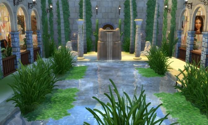 Cleopatra Palace (Egypt) at Tatyana Name image 1398 670x402 Sims 4 Updates