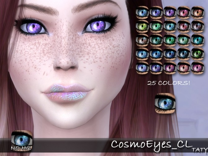 Sims 4 Cosmo eyes CL at Taty – Eámanë Palantír