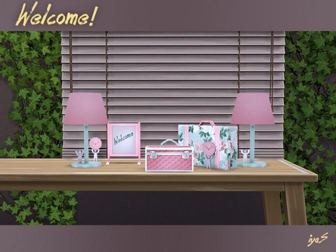 Welcome set at Soloriya image 14110 670x503 Sims 4 Updates