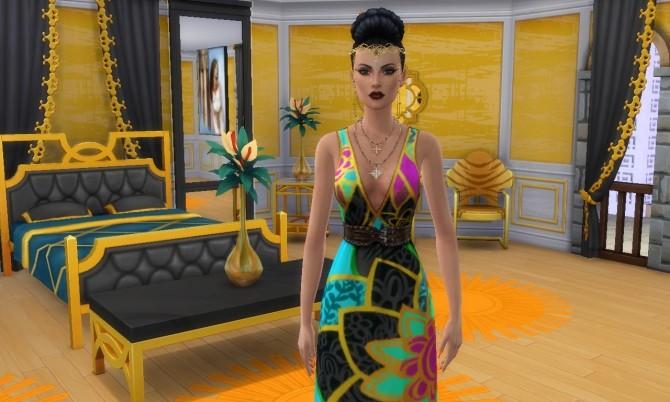 Cleopatra Palace (Egypt) at Tatyana Name image 14112 670x402 Sims 4 Updates