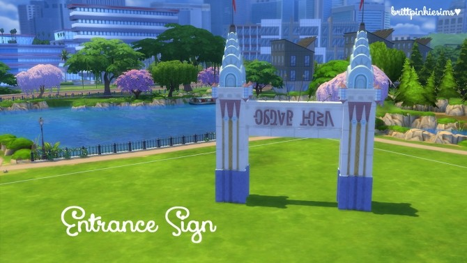 Roller Coaster Set at Brittpinkiesims image 1444 670x377 Sims 4 Updates