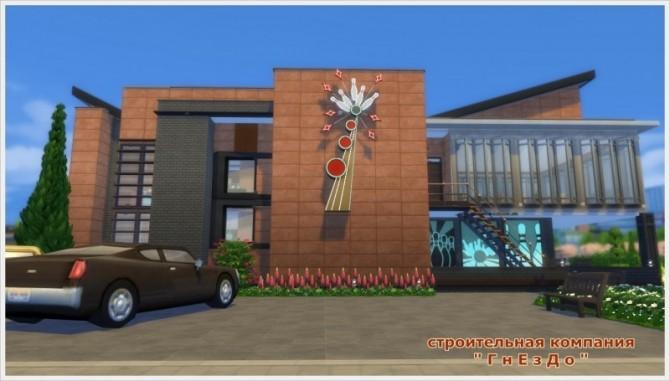 SHAR Bowling club at Sims by Mulena image 1461 670x381 Sims 4 Updates