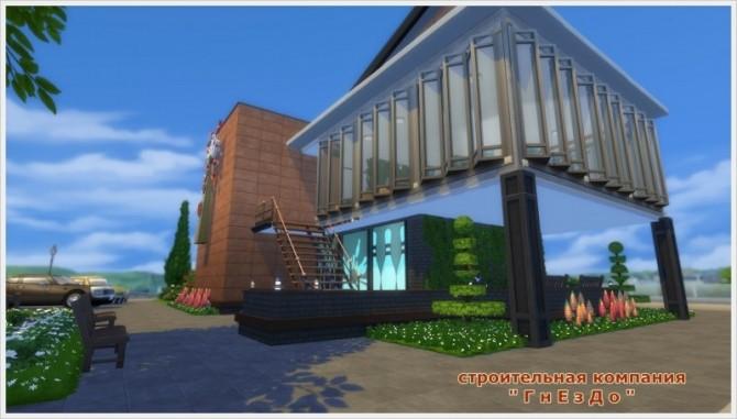 SHAR Bowling club at Sims by Mulena image 1471 670x381 Sims 4 Updates