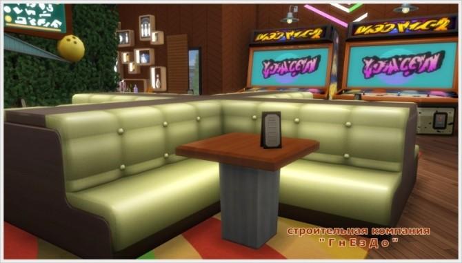 SHAR Bowling club at Sims by Mulena image 1481 670x381 Sims 4 Updates