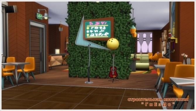 SHAR Bowling club at Sims by Mulena image 1491 670x381 Sims 4 Updates