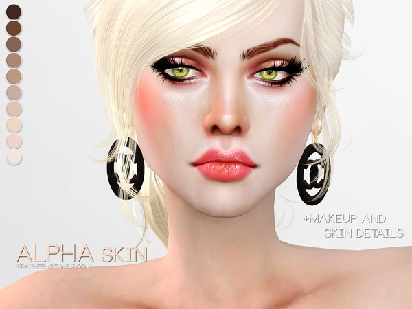 PS Alpha Skin by Pralinesims at TSR image 1528 Sims 4 Updates
