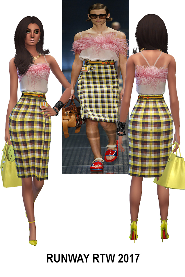 F and P april collections 2017 at Rhowc image 1547 Sims 4 Updates