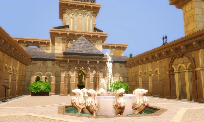 Alhambra de Granada palace at Akai Sims image 1566 670x401 Sims 4 Updates