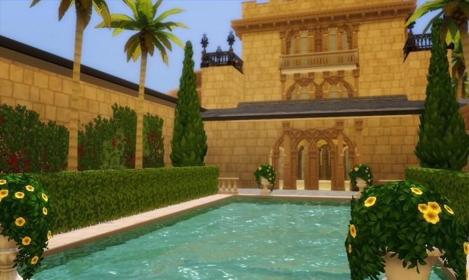 Alhambra de Granada palace at Akai Sims image 1576 670x401 Sims 4 Updates
