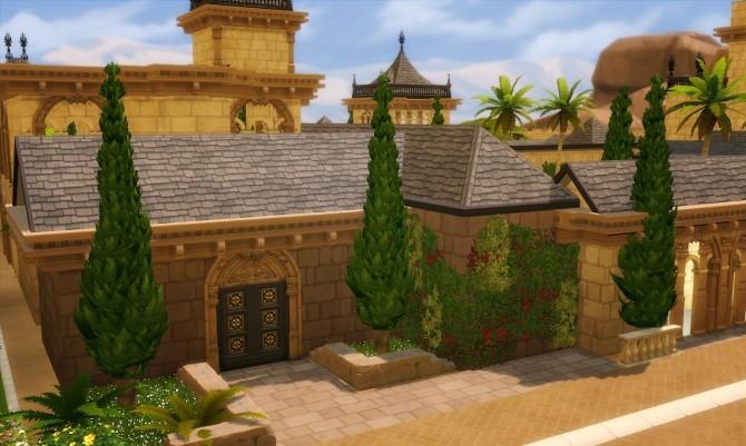 Alhambra de Granada palace at Akai Sims image 1586 670x401 Sims 4 Updates