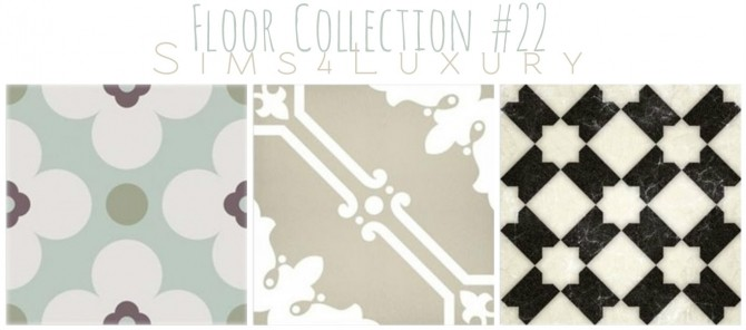 Floor Collection #22 at Sims4 Luxury image 1672 670x296 Sims 4 Updates