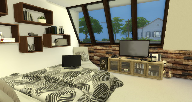 Sylvia bedroom by Rissy Rawr at Pandasht Productions image 1695 Sims 4 Updates