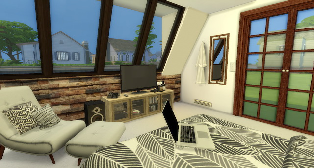 Sylvia bedroom by Rissy Rawr at Pandasht Productions image 1704 Sims 4 Updates