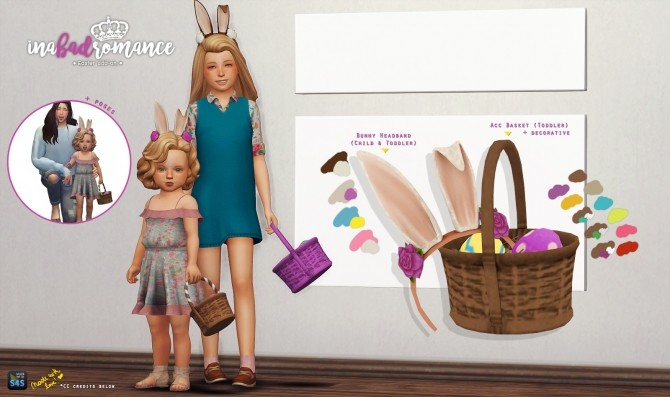 Happy Easter 2017 Add ons at In a bad Romance image 1717 670x397 Sims 4 Updates