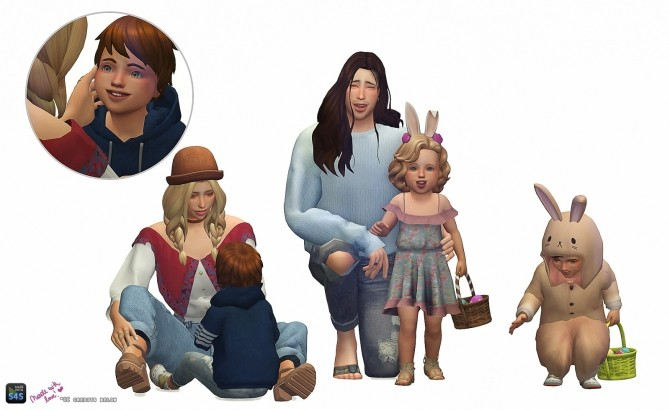 Happy Easter 2017 Add ons at In a bad Romance image 1743 670x410 Sims 4 Updates