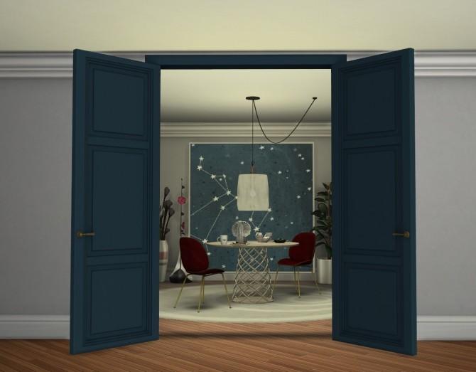 PANEL DOORS at Minc7878 image 1785 670x523 Sims 4 Updates