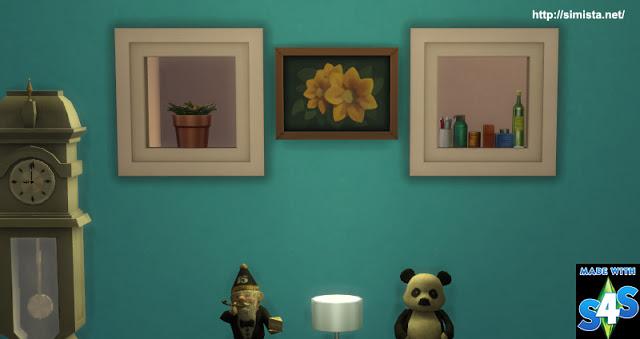 Window Shelf at Simista image 1791 Sims 4 Updates
