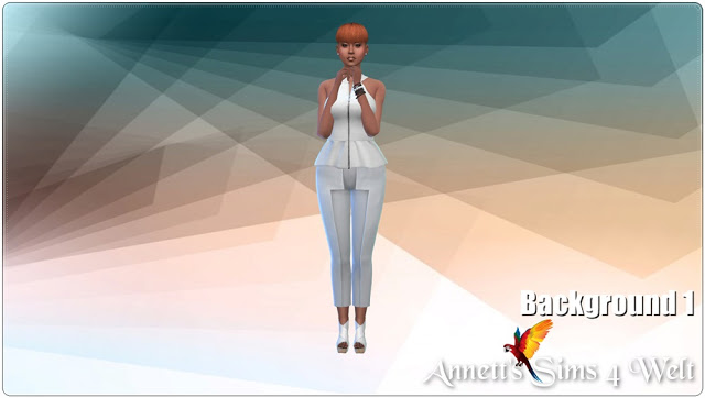 Mega Pack 02 CAS Backgrounds Colors at Annett's Sims 4 Welt image 1797 Sims 4 Updates