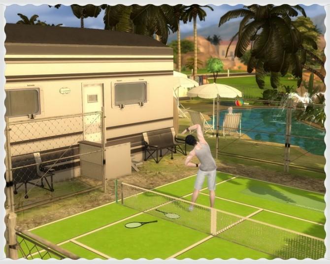 Sims 4 Camping at Nagvalmi