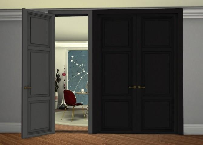 PANEL DOORS at Minc7878 image 1806 670x480 Sims 4 Updates