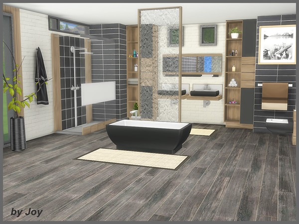 Bathroom Voglauer by Joy at TSR image 1829 Sims 4 Updates