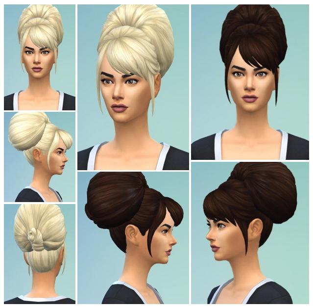 Rock'nRoll Hair at Birksches Sims Blog image 1846 Sims 4 Updates
