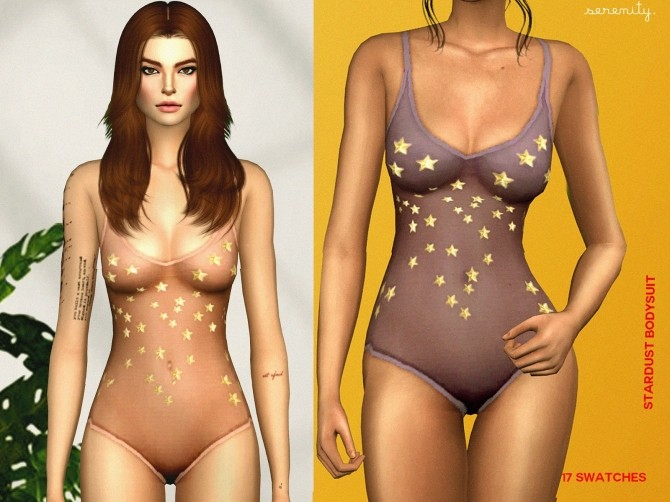 Stardust Bodysuit at SERENITY image 1933 670x502 Sims 4 Updates