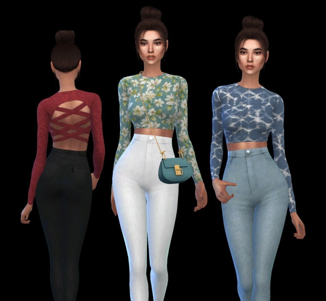 Ambient Top At Leo Sims 187 Sims 4 Updates