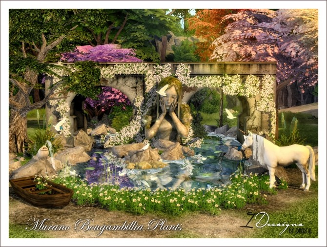 3T4 Murano Bougambillia Plants at Daer0n – Sims 4 Designs image 20112 670x506 Sims 4 Updates