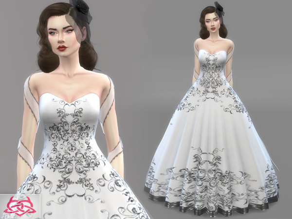 Wedding Set by Colores Urbanos at TSR image 2026 Sims 4 Updates