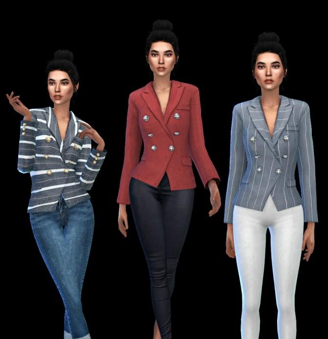 Afire Blazer at Leo Sims image 2036 670x692 Sims 4 Updates