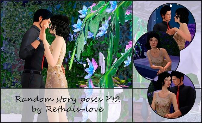 Random poses Pt2 at Rethdis love image 2103 670x408 Sims 4 Updates