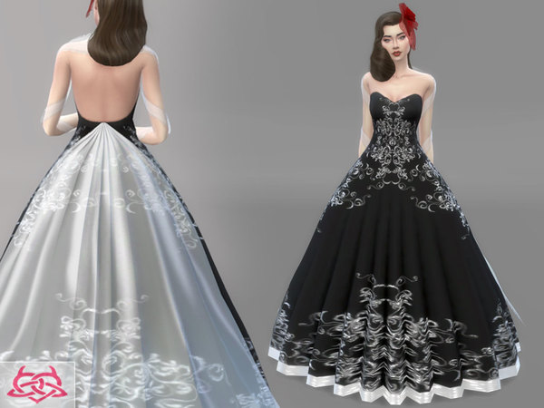 Wedding Set by Colores Urbanos at TSR image 2124 Sims 4 Updates