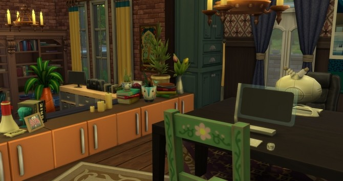 Small family house at ChiLLis Sims image 2145 670x355 Sims 4 Updates