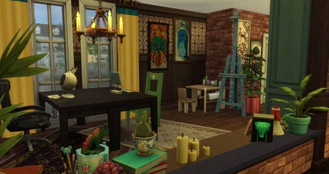 Small family house at ChiLLis Sims image 2155 670x355 Sims 4 Updates
