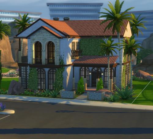 Casa Granada Reno at ChiLLis Sims image 22111 Sims 4 Updates