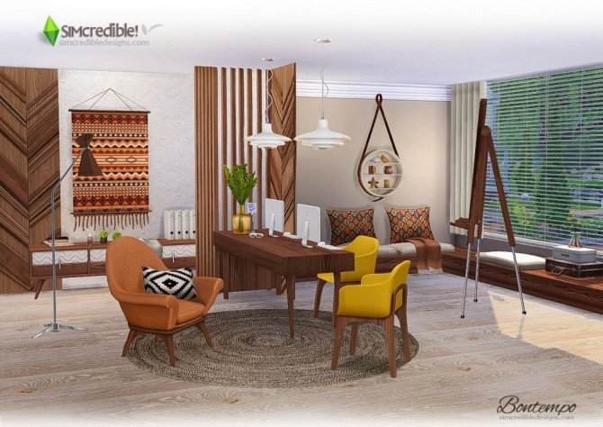 Bontempo livingroom at SIMcredible! Designs 4 image 2226 670x474 Sims 4 Updates