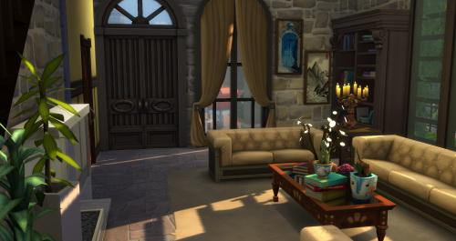 Sims 4 Casa Granada Reno at ChiLLis Sims