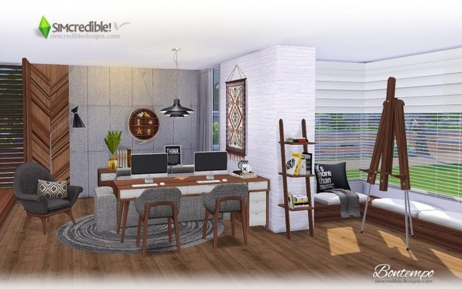 Bontempo livingroom at SIMcredible! Designs 4 image 2253 670x419 Sims 4 Updates