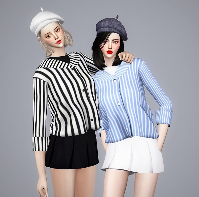 F Vicky top at Meeyou image 2275 670x665 Sims 4 Updates