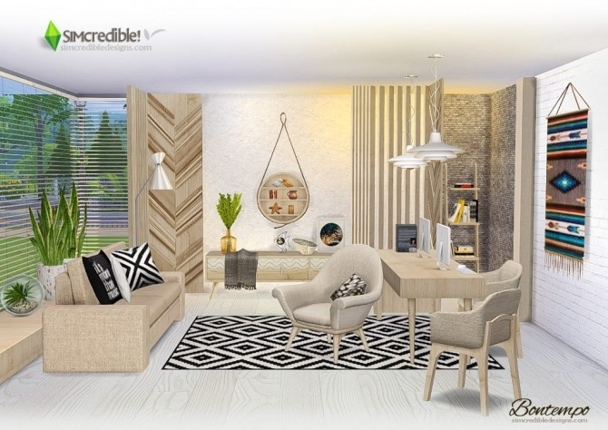 Bontempo livingroom at SIMcredible! Designs 4 image 2293 670x474 Sims 4 Updates