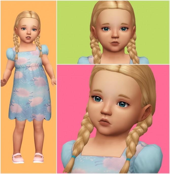 Sims 4 Lilly at Aveira Sims 4