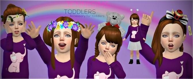 Sims 4 5Acc. Sets Toddlers Vol5 at Jenni Sims