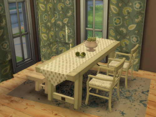 S3 to S4 Pocci Autumn Dining at ChiLLis Sims image 2361 Sims 4 Updates